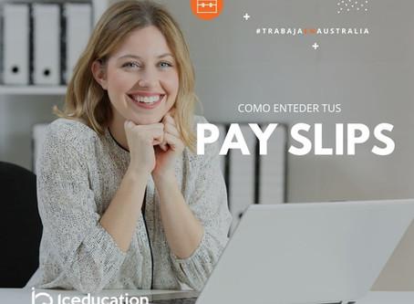 Pay Slips y Recibos de pago: todo lo que debes saber