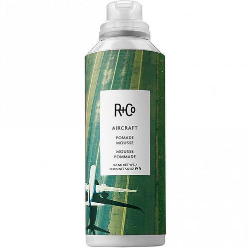R+CO Aircraft Pomade Mousse 165ml