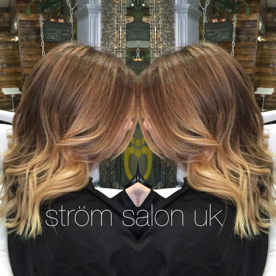 High Contrast Ombre