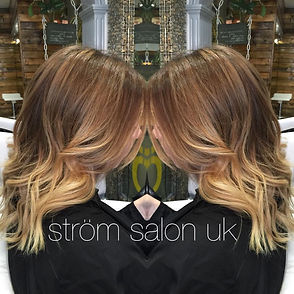 ombre balayage hair ormskirk beachy