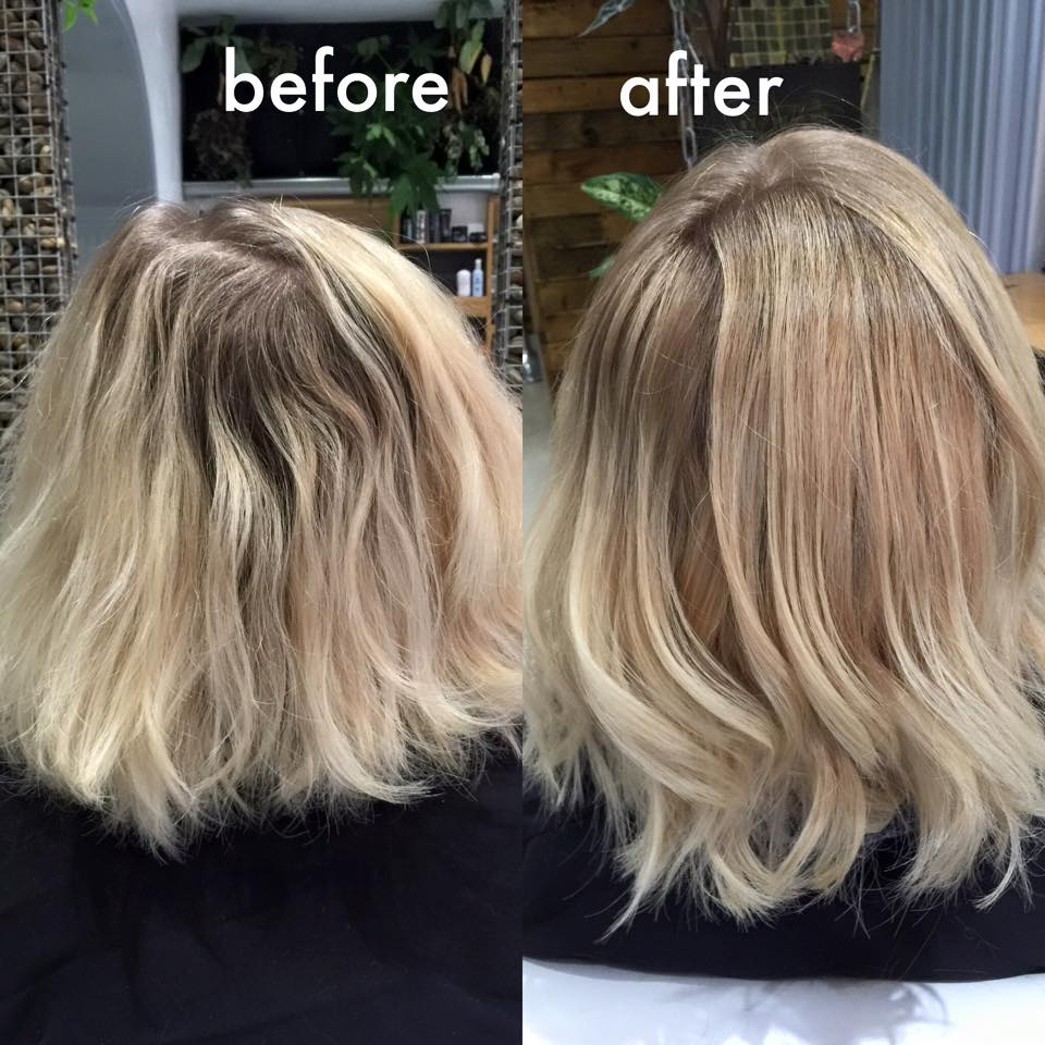 From foil hi-lights to full Balayage