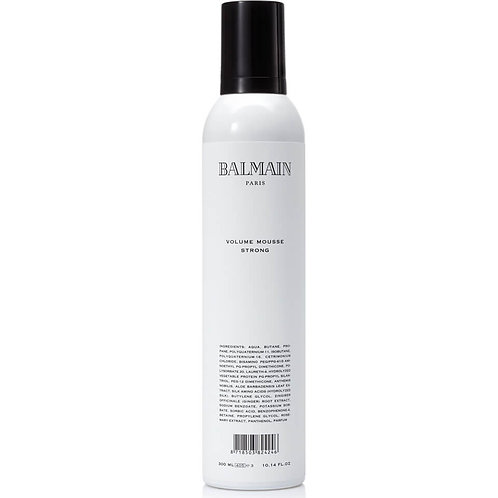 Balmain Hair Volume Strong Mousse 300ml