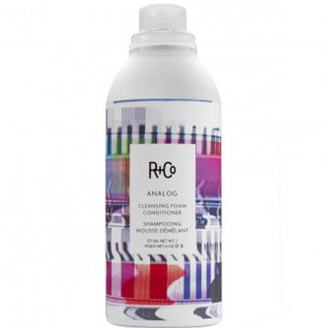 R+Co Analog - Cleansing Foam Conditioner