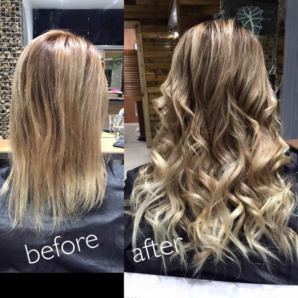 Double treatment tape Extensions
