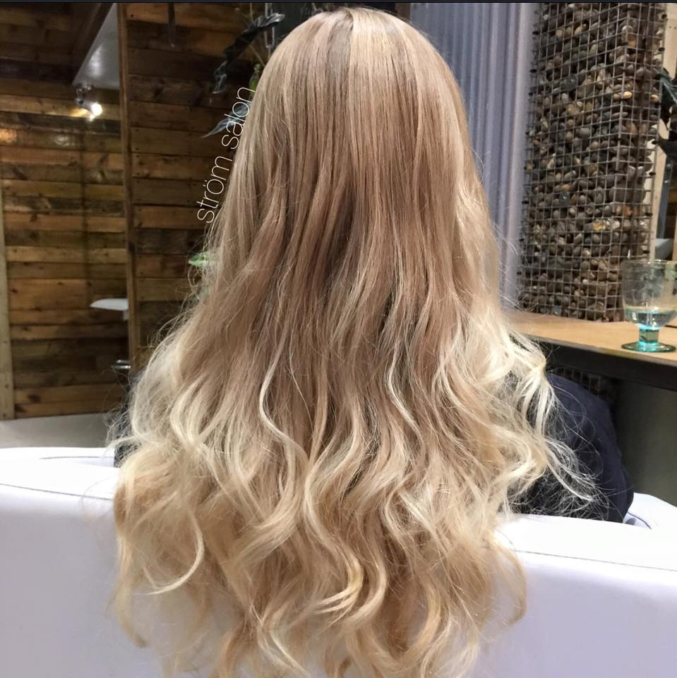 Full Balayage Ombre