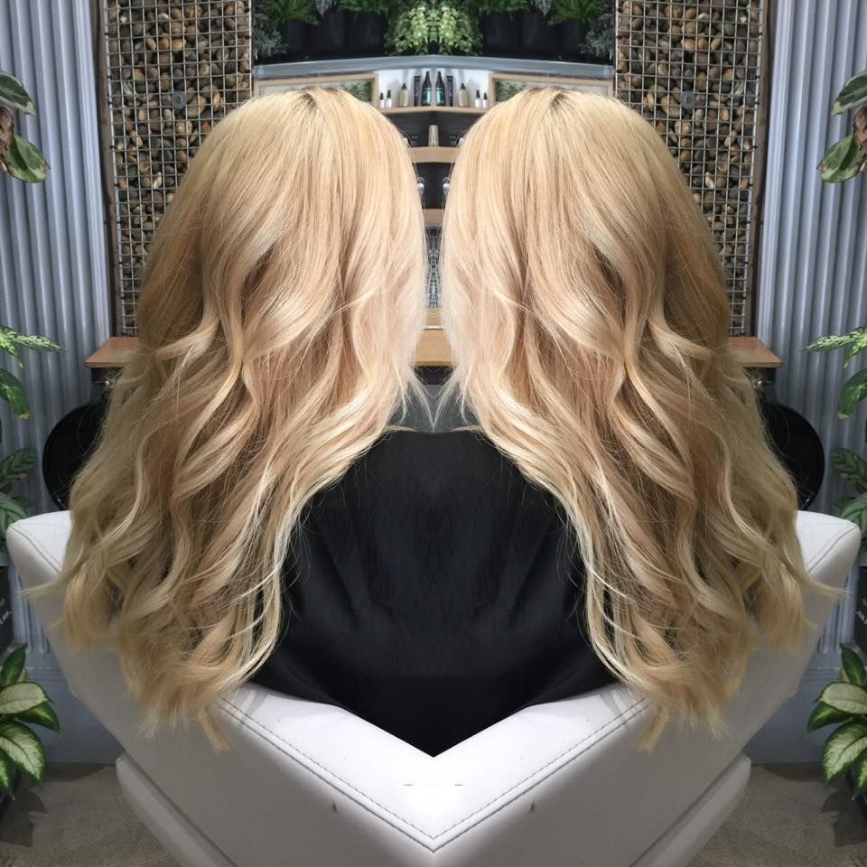 After-Beautiful Nordic Blonde
