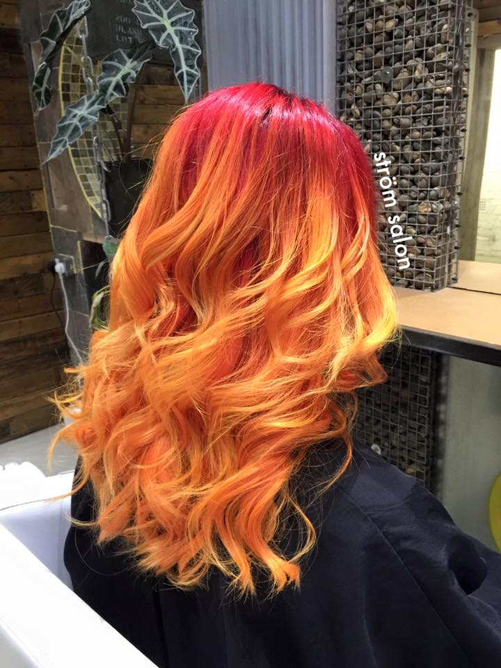 flame ombre 2