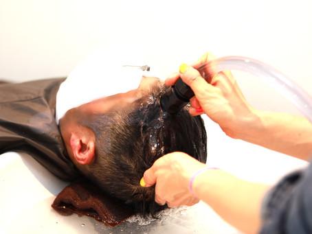 炭酸ソーダスパで頭皮と髪を健康に