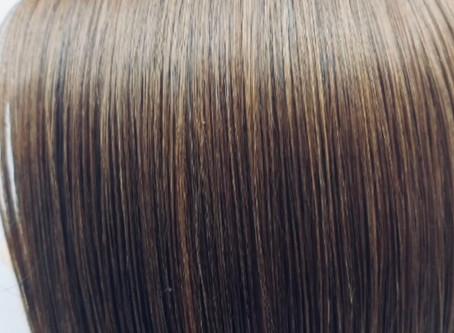 髪のベタつき、、、