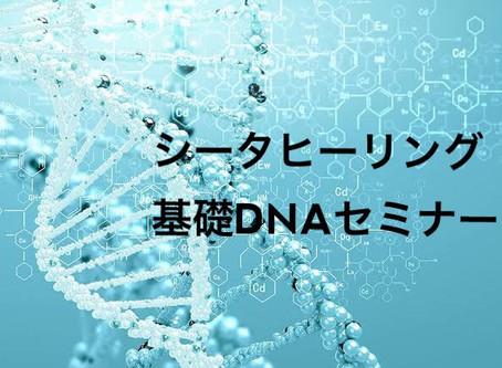 シータヒーリング基礎DNAセミナー開催!!残席2
