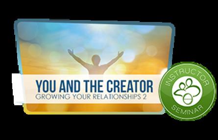 リレーションシップ2「あなたと創造主」