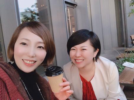 札幌のシータヒーラー真由美さんとランチ♪