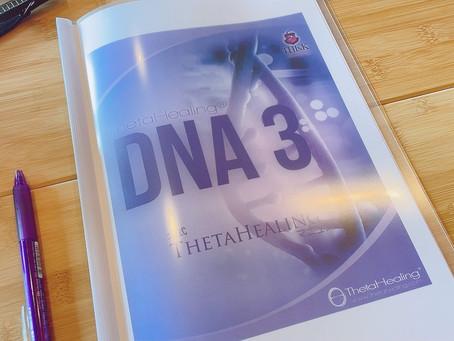 今日からDNA3を受講しています❤︎シータヒーリングの不可能を可能にするセミナー❤︎