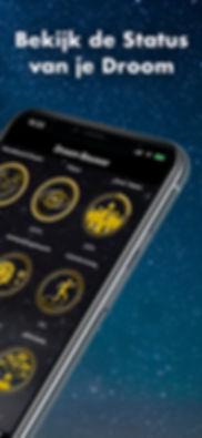 Droombouwer App Store Hunt Your Dream