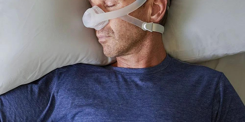 Adaptação de CPAP na apneia do sono