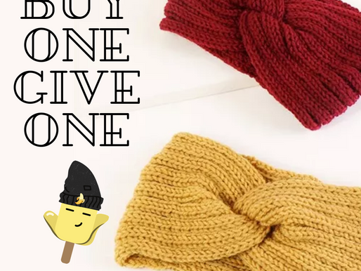 Buy One, Give One Winter Gear - Partnership with Sarah's Circle