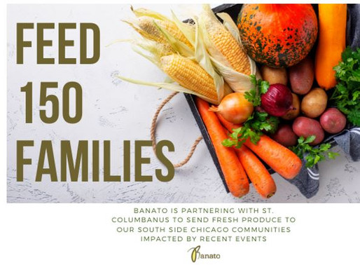 Our Feed 150 Families Campaign