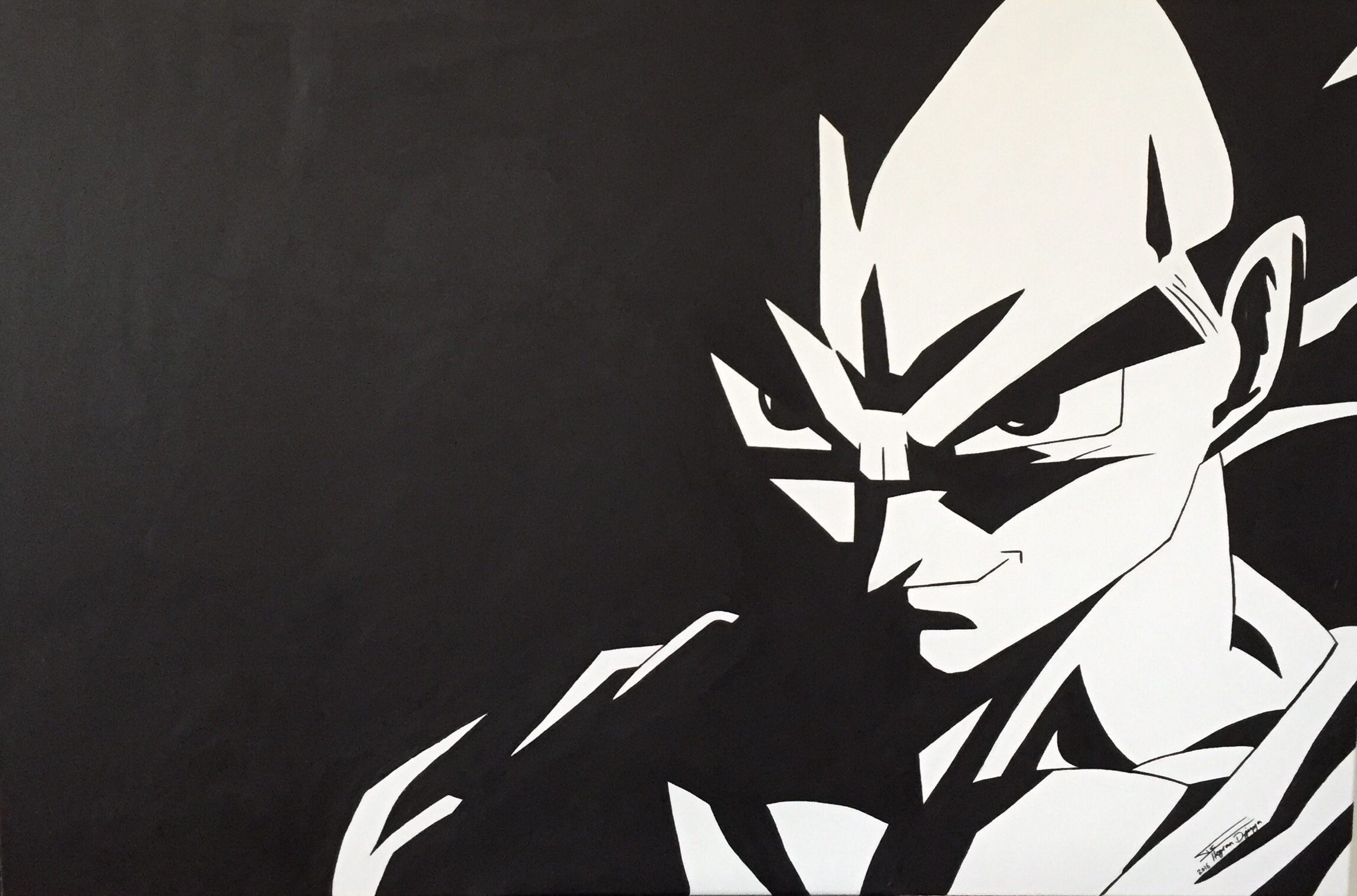 Vegeta_Dragon Ball