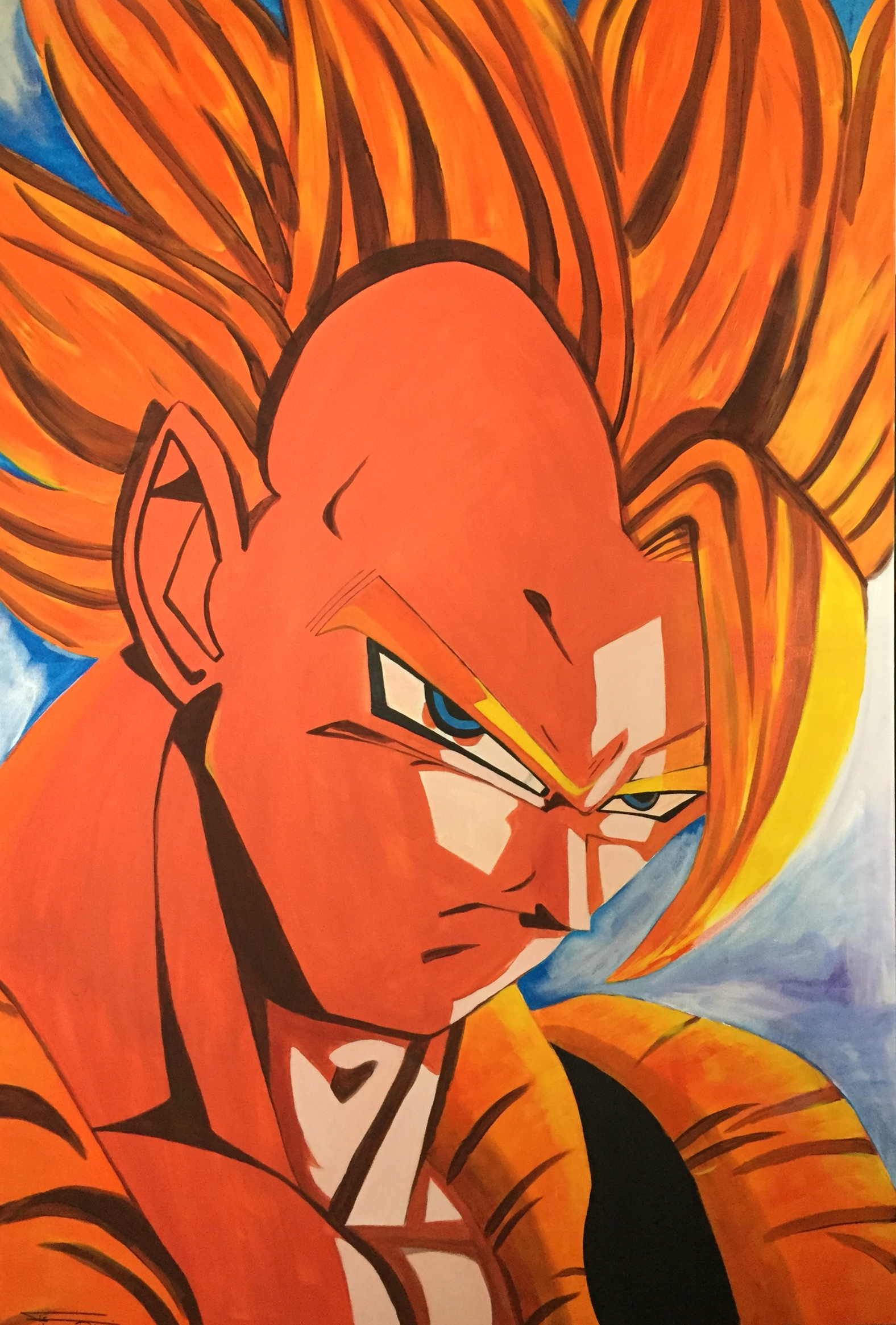 Gogeta_Dragon Ball