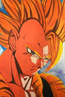 Gogeta_Dragon Ball