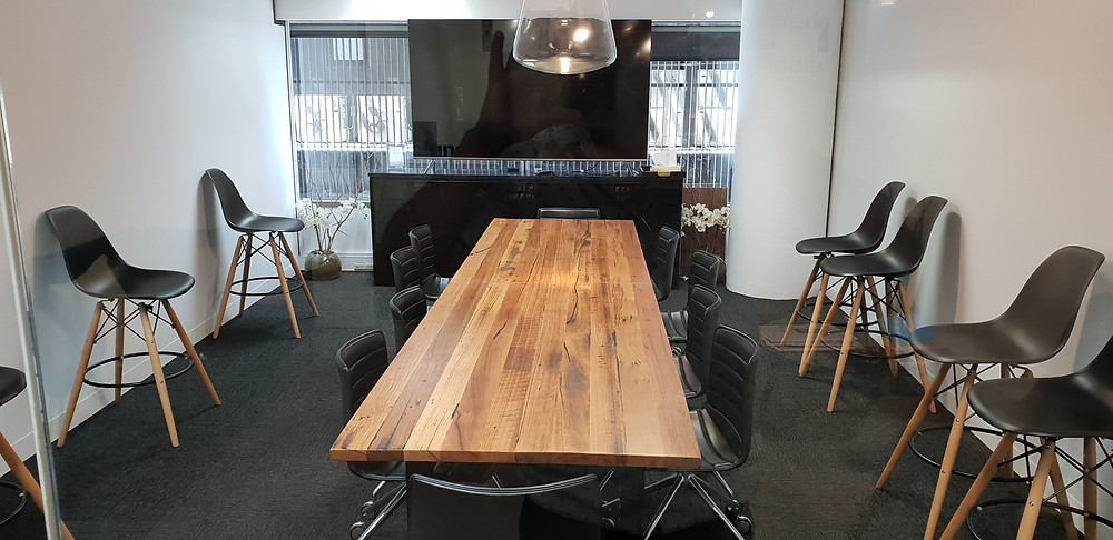 3.5 metre boardroom table