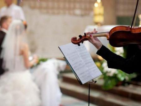 Como escolher as músicas para o casamento na igreja