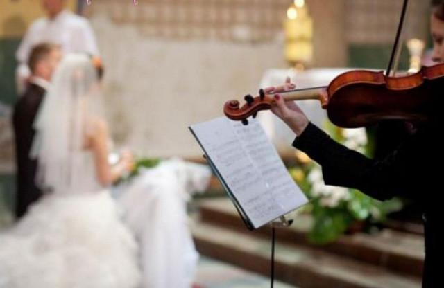 Violino tocando