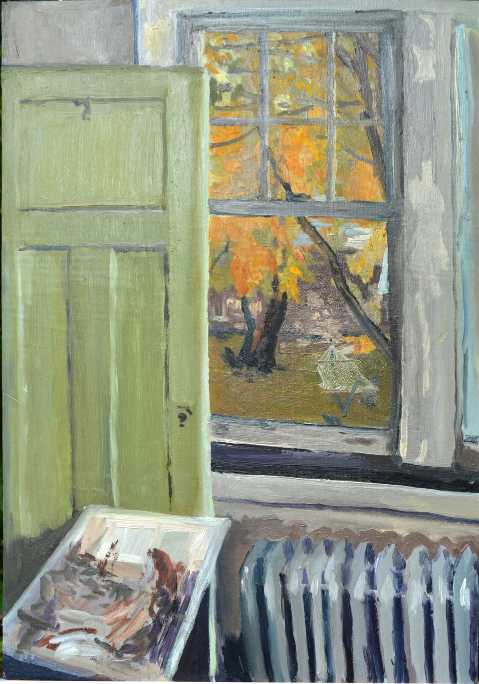 Studio Window
