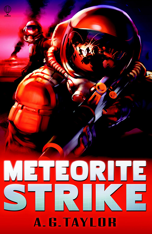 Meteorite Strike front cover50percent