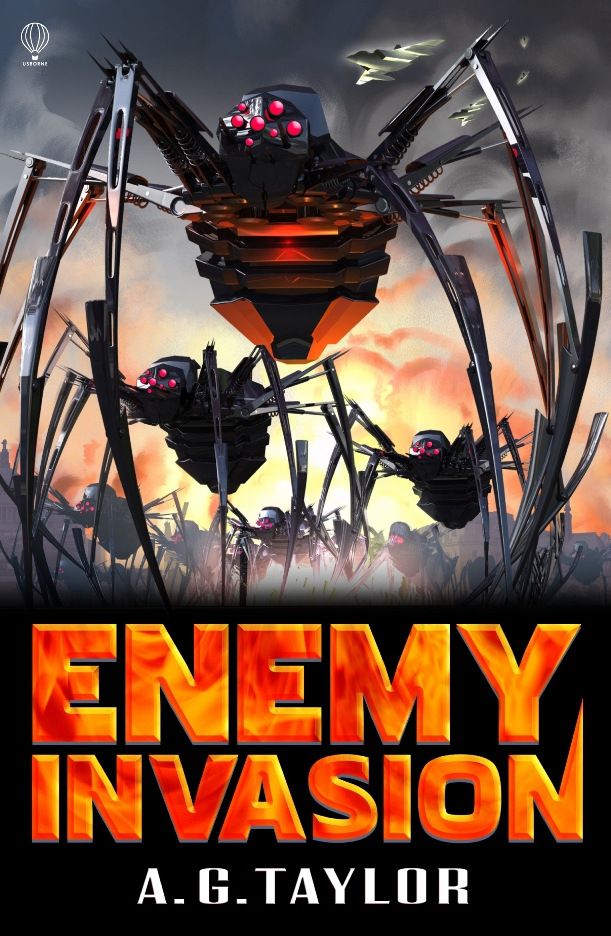 Enemy Invasion Cover