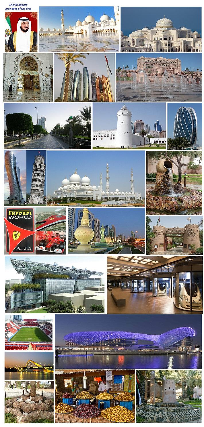 экскурсии абу даби, мечеть абу даби, эмирейтс палас, феррари парк