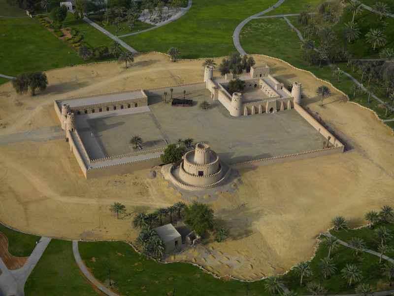 форт аль Джахили, Аль Айн, экскурсии