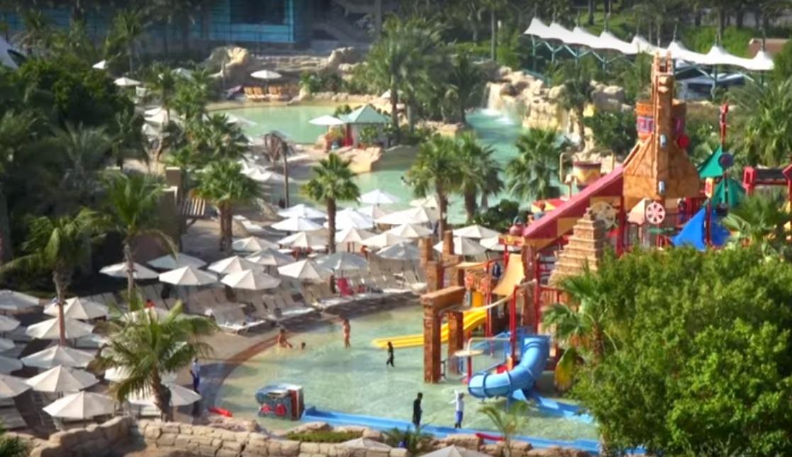 зона для малышей, аквапарк атлантис