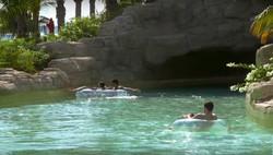 ленивая река, аквапарк атлантис