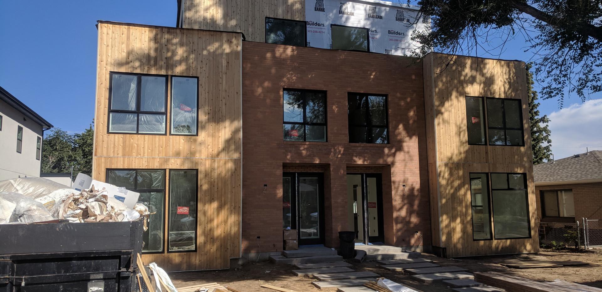 Umatilla Duplex Milgard Windows