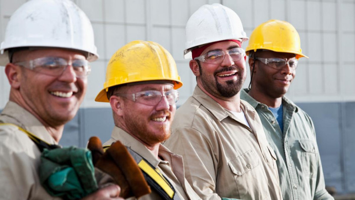 Working in Construction Trades