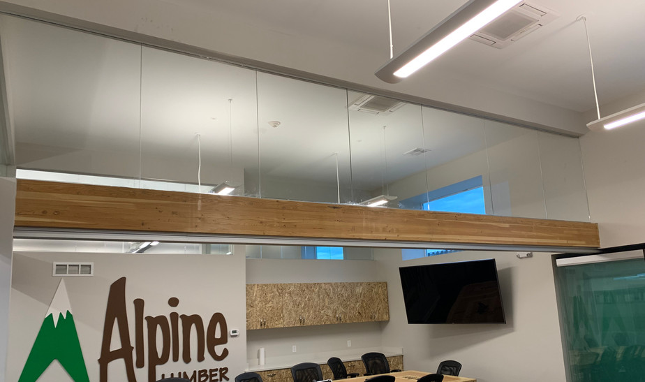 Alpine Lumber Inside