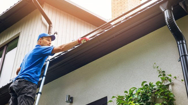 Home Maintenance list for August