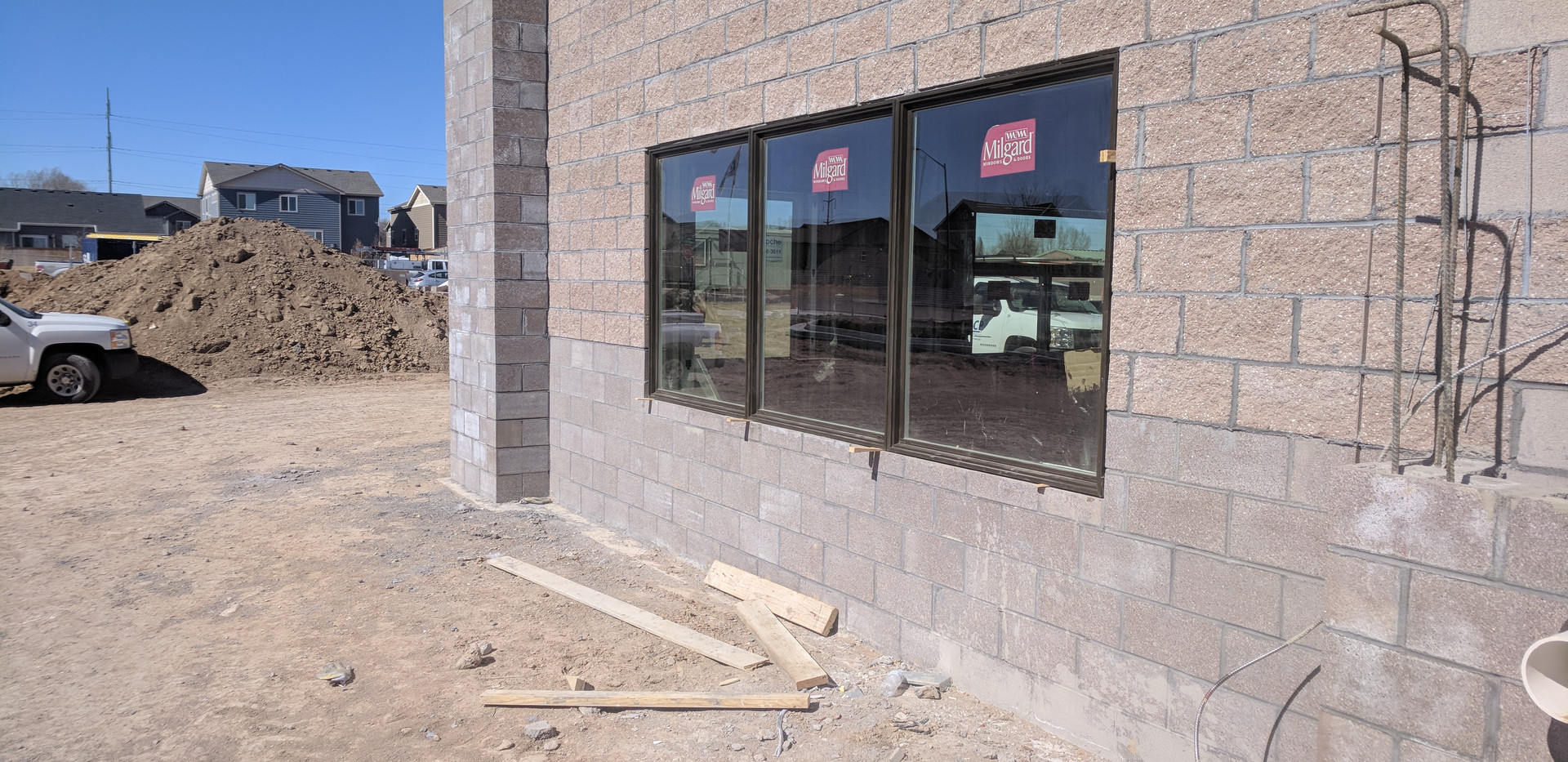 Milgard Window Install