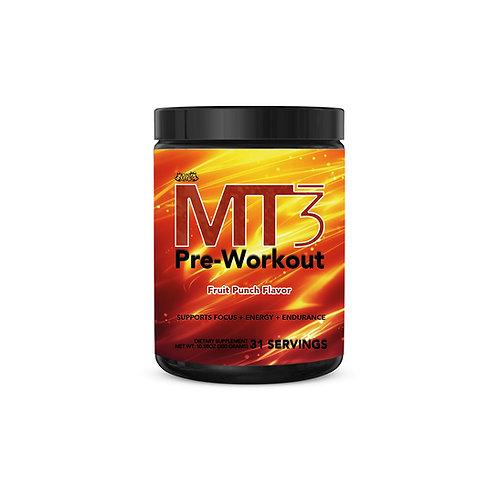 MT3 Pre-Workout