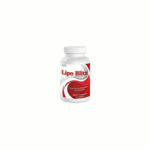Lipo Blitz - Fat Burner