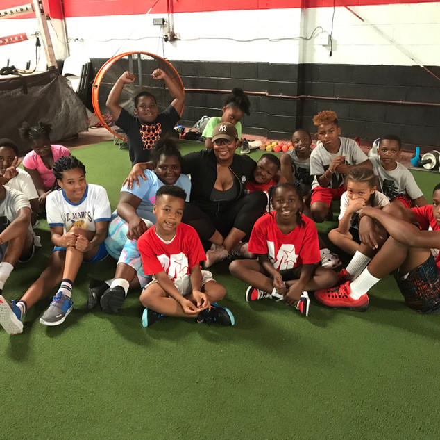Cultivating Youth - Athletic Summer Camp