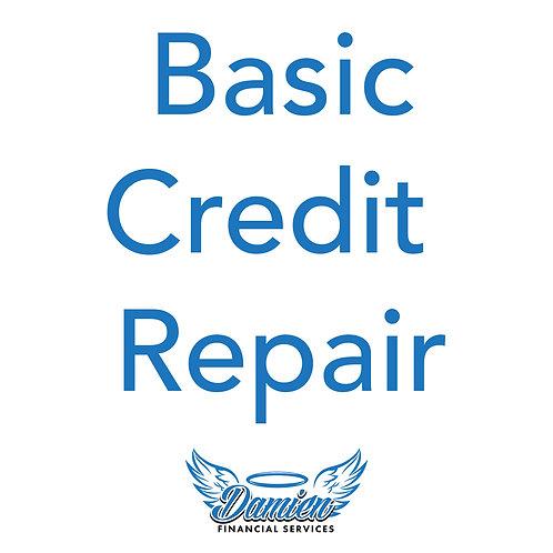 Basic Credit Repair