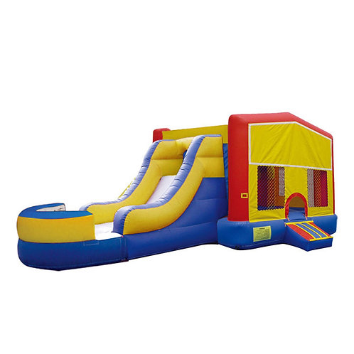 Bouncer & Slide Combo