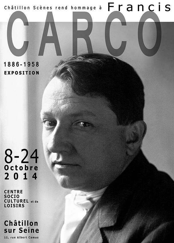 Affiche - Francis Carco
