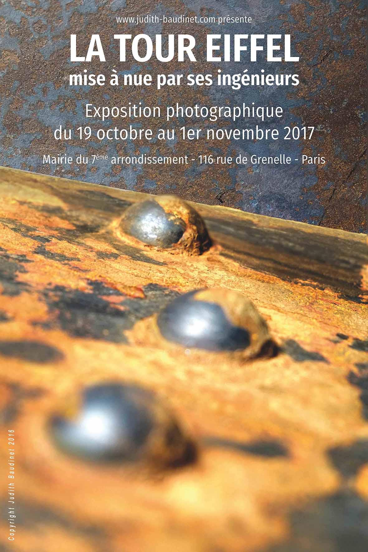 Affiche - 1 - expo Tour Eiffel 2017