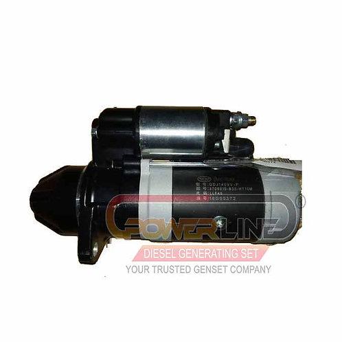 HARGA GENSET SPAREPART : DINAMO STARTER FAWDE 3708010-B35-HT10M