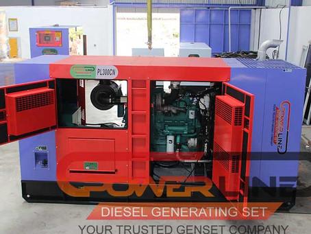 Perawatan Mesin Diesel pada Genset