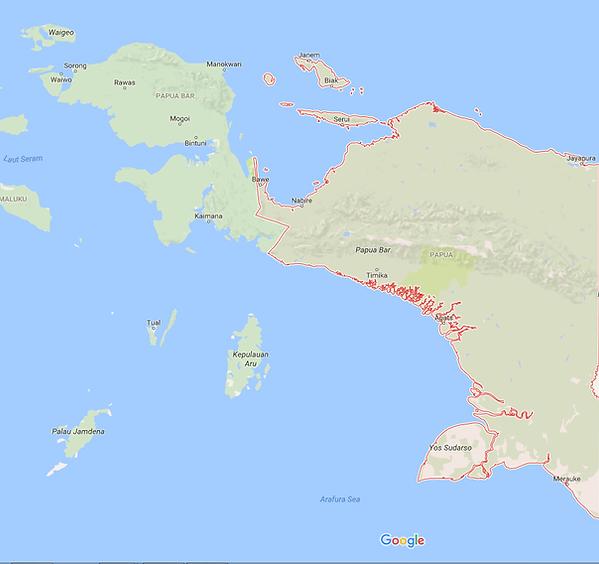 Service Genset Papua