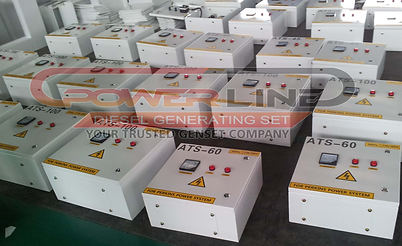 Panel Genset AMF/ATS